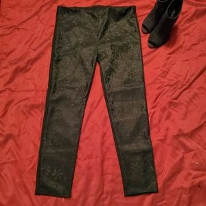 Pants - Lace Front Skinny Pants NWOT